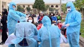 Thái Nguyên đón 3.000 lao động từ vùng dịch Bắc Giang trở về