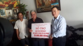 Thành phố Bắc Giang: Nghĩa tình với người có công
