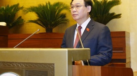 National Assembly Chairman delivers speech on War Invalids and Martyrs Day