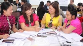 Trường vùng cao triển khai chương trình giáo dục phổ thông mới