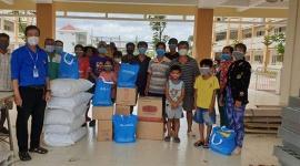 TP.HCM: Gần 1,8 triệu túi an sinh đã được chuyển đến các địa phương