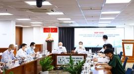 TPHCM: Thông tin họp báo về công tác phòng, chống COVID-19 và an sinh xã hội trên địa bàn