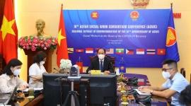 Hội nghị Hiệp hội Công tác xã hội ASEAN lần thứ 10
