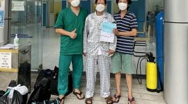 Bệnh viện 1A: Điều trị thành công cho nhiều F0 lớn tuổi