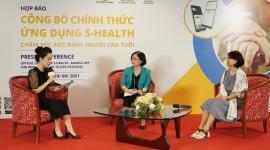 Chăm sóc sức khỏe cho người cao tuổi qua ứng dụng S-Health