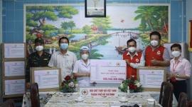 Nu Skin Việt Nam đóng góp hơn 1 tỷ đồng tiếp sức cho tuyến đầu chống dịch