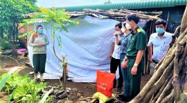 Returnees from pandemic areas receive support