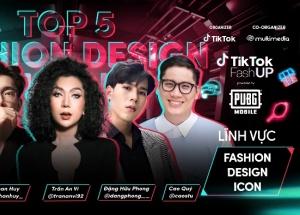 Top 20 chính thức lộ diện, cùng so tài trong Đêm tôn vinh và trình diễn thời trang TikTok FashUP Gala Night 2021