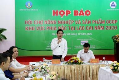 Sự kiện quảng bá tiềm năng, thế mạnh các tỉnh thành khu vực phía Bắc tại Lào Cai