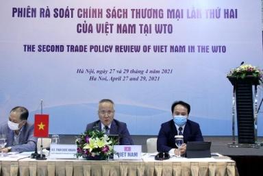 Phiên rà soát chính sách thương mại lần thứ 2 của Việt Nam tại WTO
