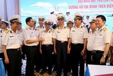 """Kỷ niệm 60 năm Ngày mở đường Hồ Chí Minh trên biển """"Tầm chiến lược và kỳ tích lịch sử to lớn"""""""
