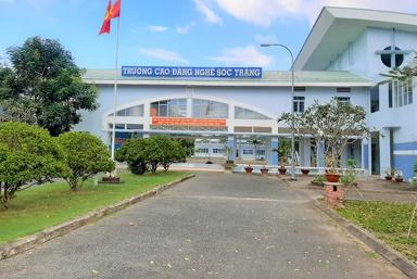 Trường Cao đẳng nghề Sóc Trăng: Ngôi trường rợp bóng cây xanh