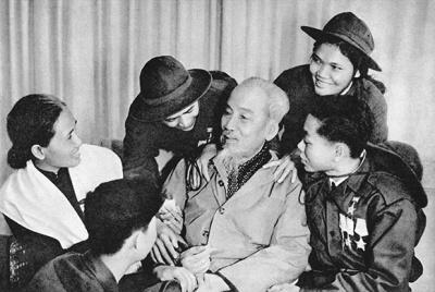 Tư tưởng Hồ Chí Minh về công tác Thương binh – Liệt sỹ