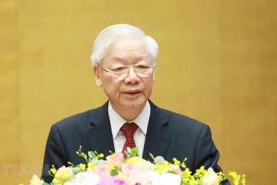Lời kêu gọi phòng, chống đại dịch COVID-19 của Tổng Bí thư Nguyễn Phú Trọng