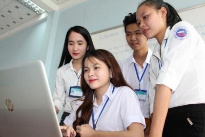Trường Cao đẳng Nghề Kiên Giang: Gắn môi trường với chất lượng đào tạo