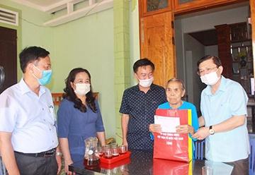 Quảng Trị quan tâm chăm sóc mẹ Việt Nam anh hùng